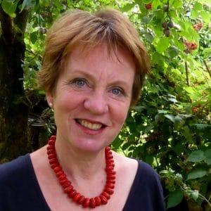 portretfoto van Jeanne van Rijs